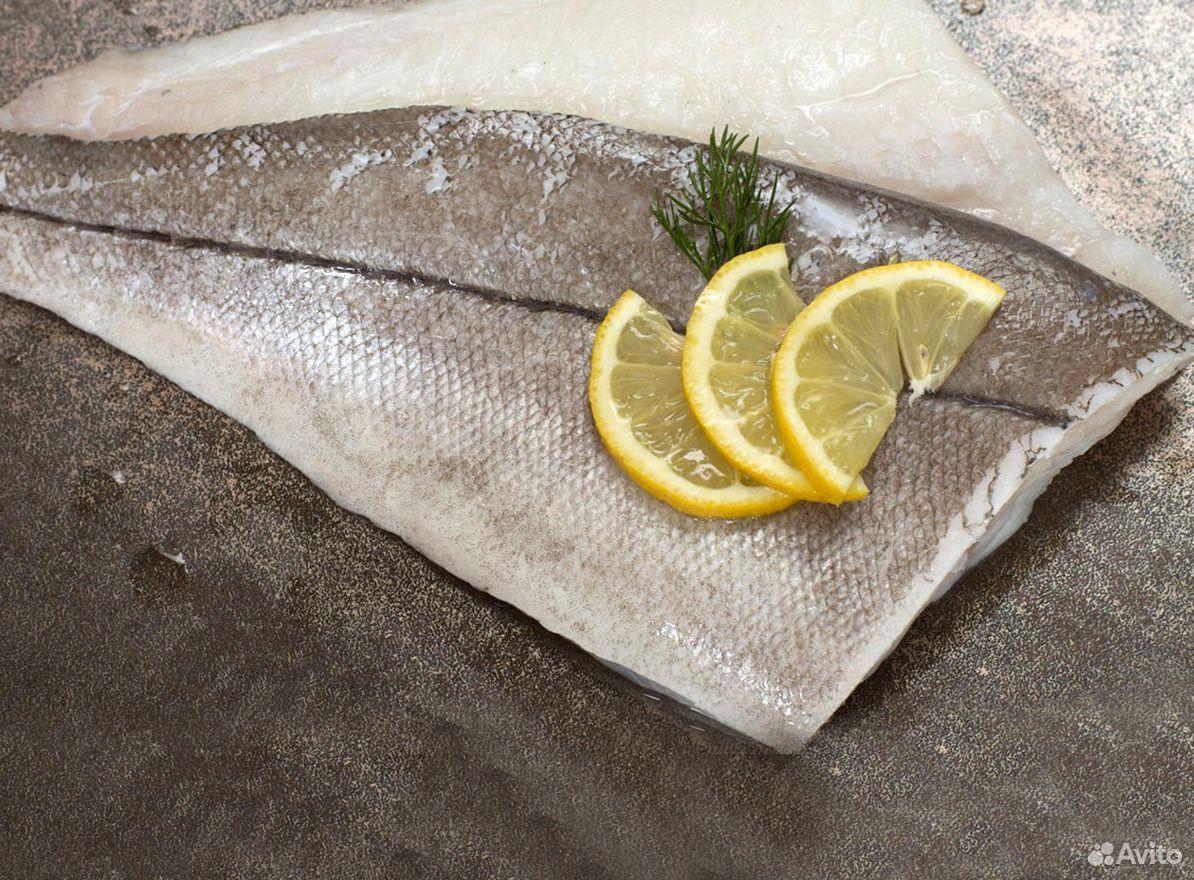 Рыба пикша (филе на коже, проложенное), Мурманск