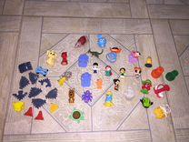 Киндер-сюрприз и мелкие игрушки