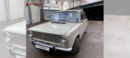 ВАЗ 2101, 1971