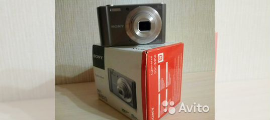 Sony Cyber Shot Dsc W810 Avito