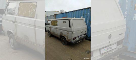 авито авто с пробегом фольксваген транспортер т3
