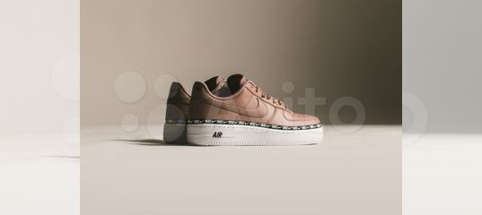 988ecef6 Nike Air Force 1 low Бежевые (36-45) купить в Москве на Avito — Объявления  на сайте Авито