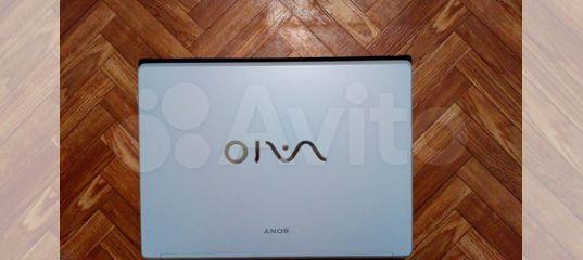 Sony ноутбук