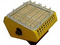 Палаточный обогреватель инфракрасный газовый