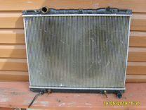 Радиатор охлаждения двигателя KIA sorento (дизель)