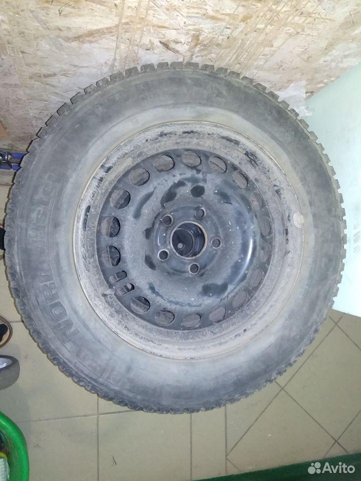 Зимние колеса Nordmaster 195/65 r15 на дисках  89127445537 купить 3