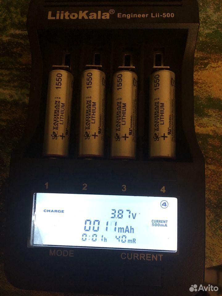 Аккумулятор tadiran 1550 высокой мощности 3.7v  89605249231 купить 4