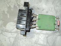 Резистор отопителя Opel Corsa D