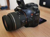 Зеркальный фотоаппарат sony a57 Kit