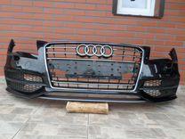 Audi a7 бампер