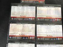 Хоккейные карточки нхл