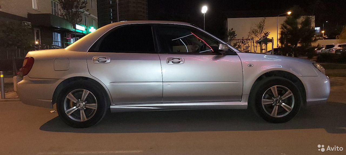 Subaru Impreza, 2007  89892102371 купить 7