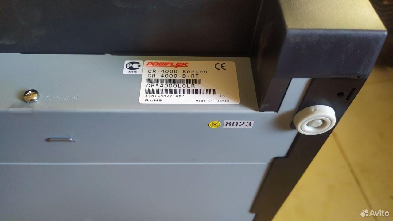 Денежный ящик Posiflex CR-4000  89028813100 купить 4