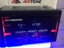 Магнитола Pioneer 2x din FH-X380UB