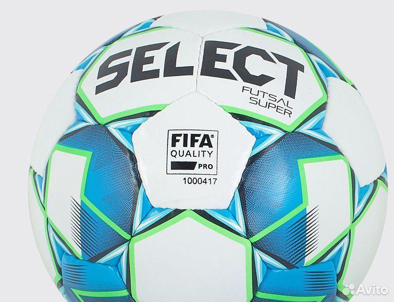 Футбольный мяч Select Futsal Super Fifa 850308-102  89514298048 купить 3
