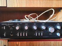 Колонки Radiotehnika S-90 +усилитель Одиссей-У-010