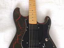 Stratocaster HH Handy Pepper by Dmitry Yakomulsky