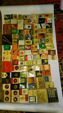 куплю коллекцию пачек сигарет