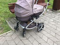 Продам коляску Chicco 3в1