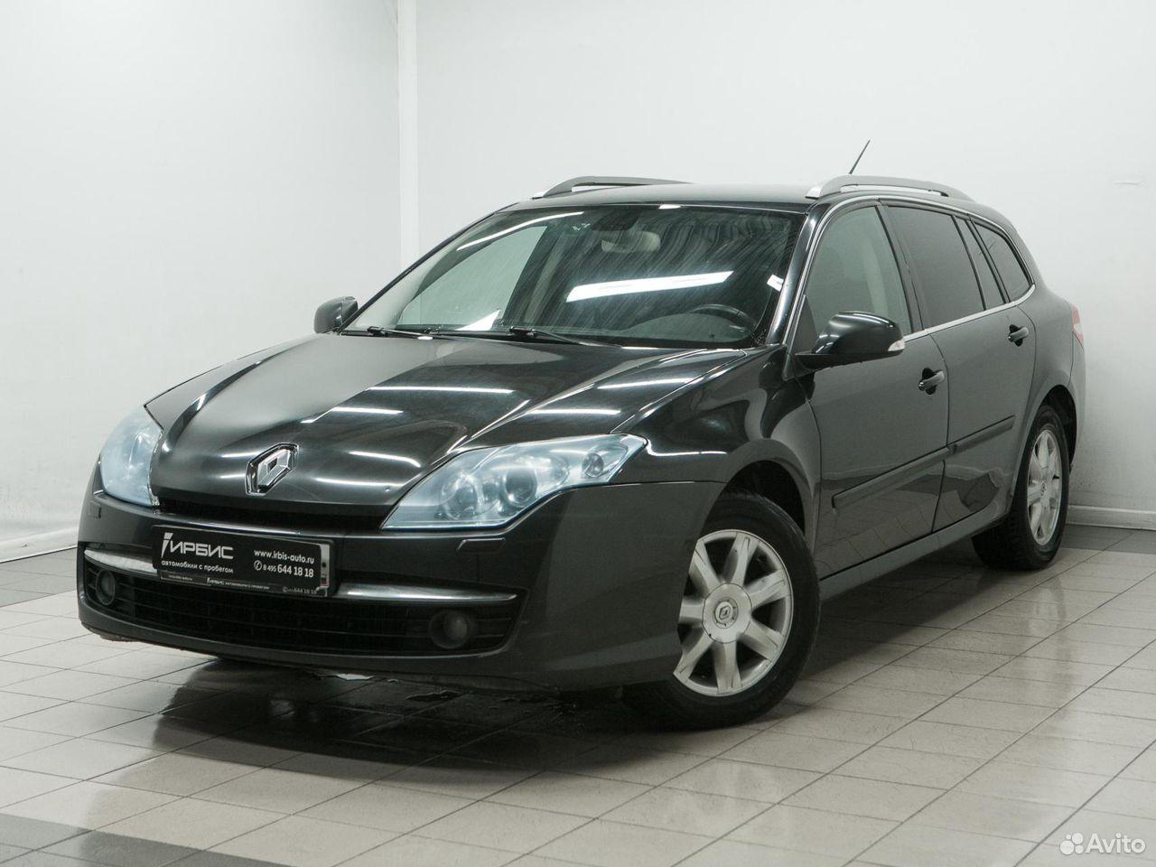 Renault Laguna, 2008  84959970942 купить 1