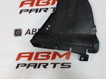 Левый локер BMW F01 передняя часть 7 серии