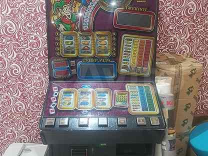продажа игровые автоматы хабаровский край приморский край