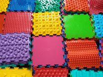 Массажные орто коврики для детей