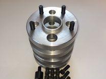 Ступичные проставки,5-114,3 Толщина: 23,4 мм