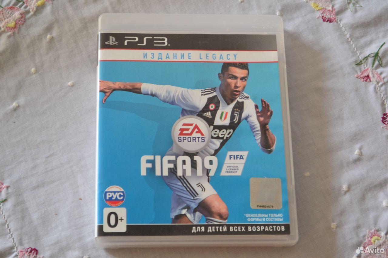 Fifa 19 для Sony PS3