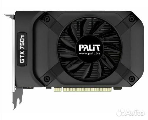 Видеокарта GTX 750 TI 2GB