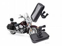 Держатель для телефона на мотоцикл мото чехол