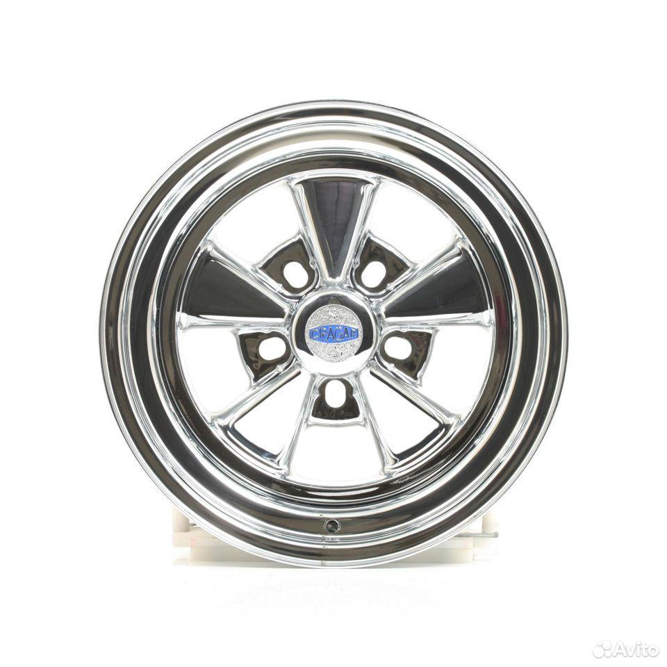 Хром диски Cragar США