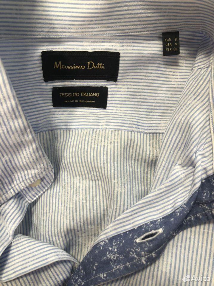 Рубашки мужские Massimo Dutti  89136091779 купить 2