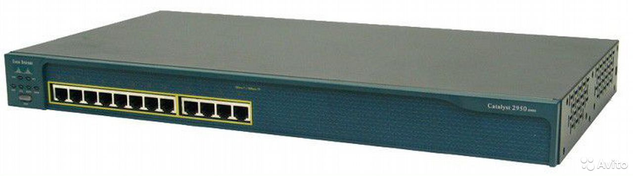 Cisco WS-C2950-12  89112074049 купить 2