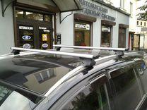 Volkswagen Touareg багажник на крышу в Краснодаре