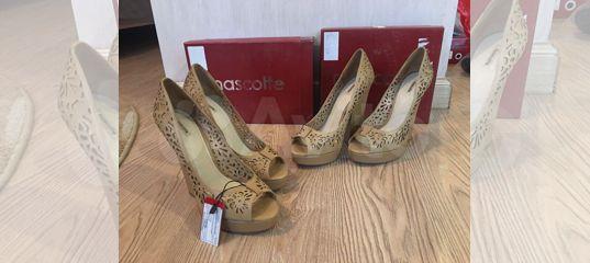 Новые туфли Mascotte купить в Республике Башкортостан на Avito — Объявления  на сайте Авито 2245f943a7b