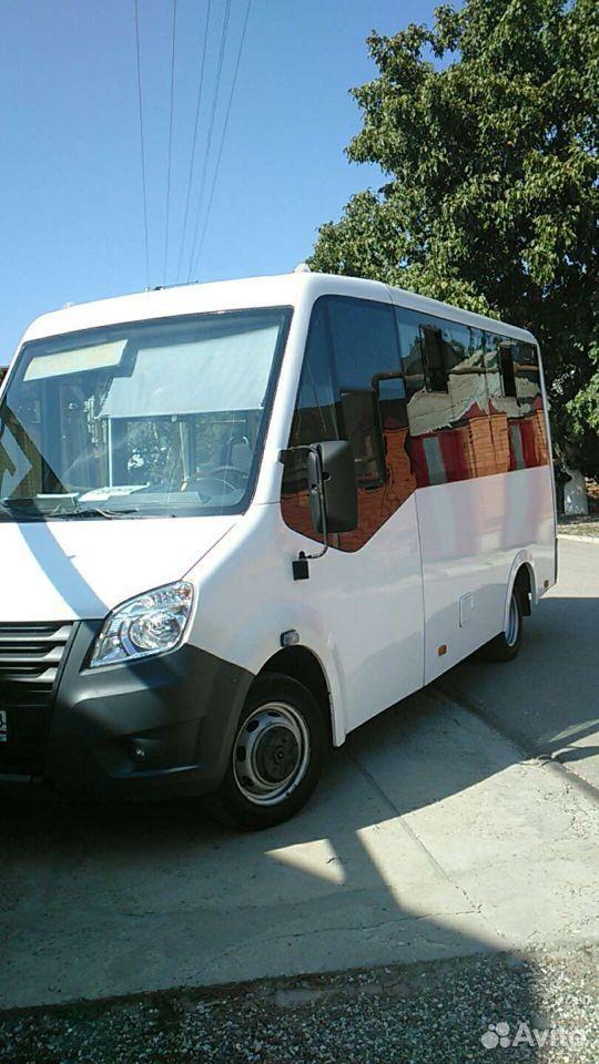 Продается газель некст сити лайн автобус  89659510623 купить 8