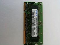 Оперативная память sodimm DDR2 512Mb