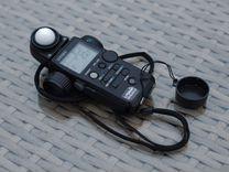 Sekonic L-758D+Угловой видоискатель Nikon DR-5