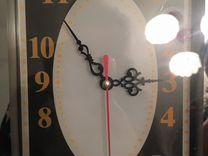 Электрокартина-Часы