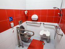 Поручни,пандусы для инвалидов в Оренбурге
