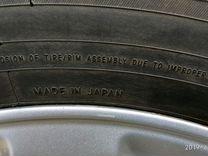 Комплект колес на Honda