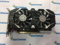 GeForce GTX 1050 2GT OCV1 MSI (гарантия днс)