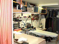 Сдается действующее ателье по ремонту одежды