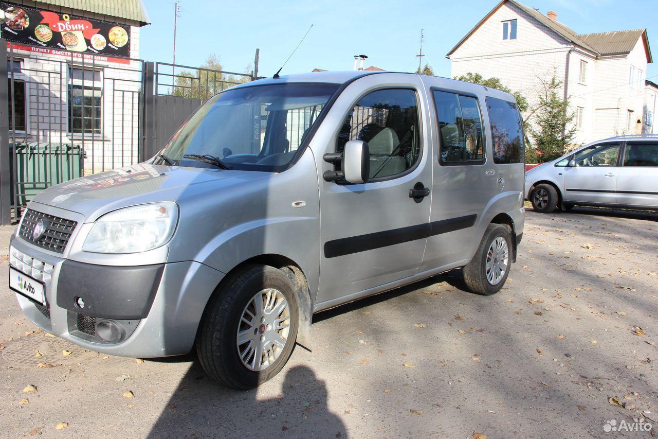 FIAT Doblo, 2011  89065054560 купить 2