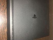 PlayStation 4 Slim (новая)