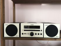 Музыкальный центр Yamaha MCR-040 White