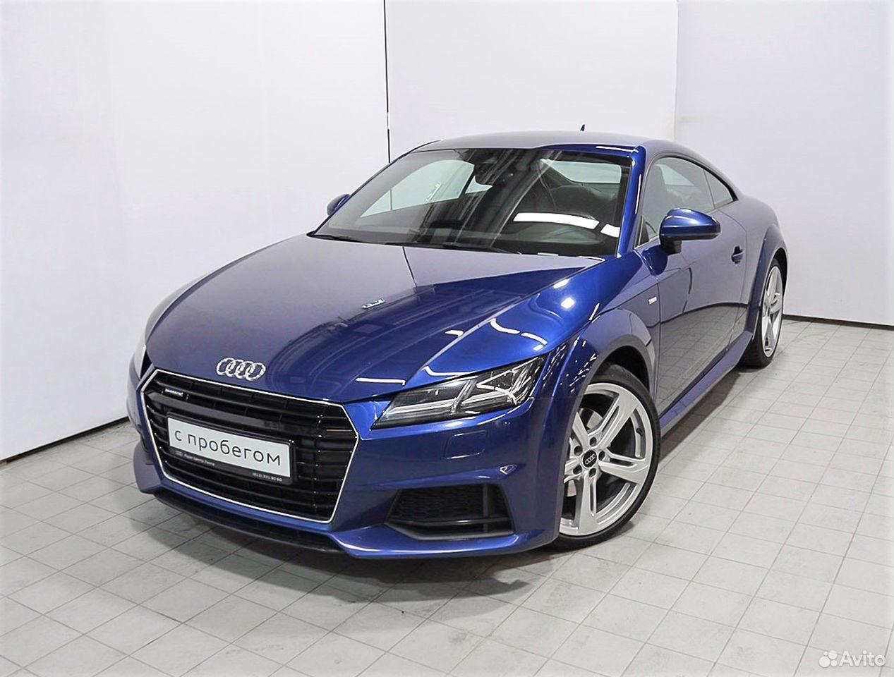 Audi TT, 2015  88129218733 купить 1