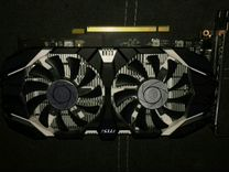 MSI GTX1050TI OC 4G gddr5