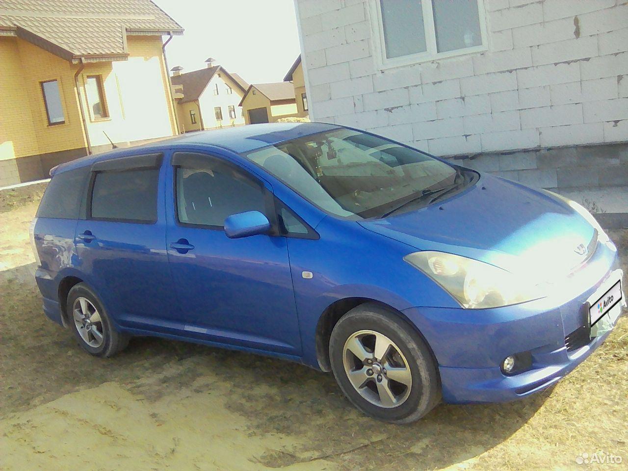Toyota Wish, 2006  89606363368 купить 4